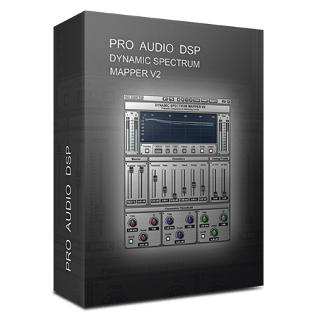 Pro Audio DSP DSM (Dynamic Spectrum Mapper) v1.3.2 / v2.2 Full WiN MacOSX