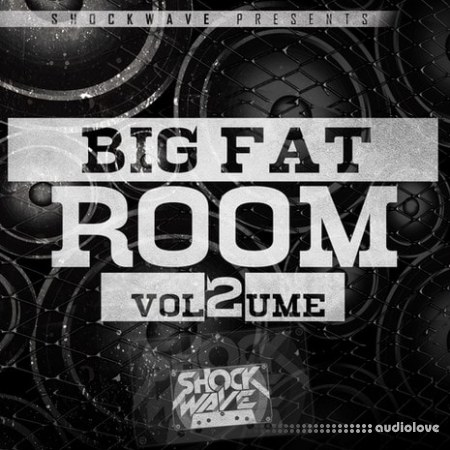 Shockwave Play It Loud Essential Big Fat Room Vol.2 WAV MiDi