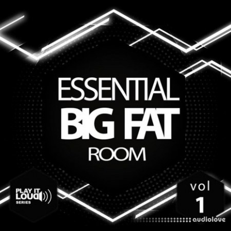 Shockwave Play It Loud Essential Big Fat Room Vol.1 WAV MiDi
