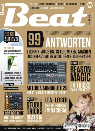 Beat Magazin Mai 2018