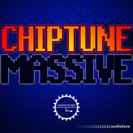 Industrial Strength Records Chiptune Massive MULTiFORMAT