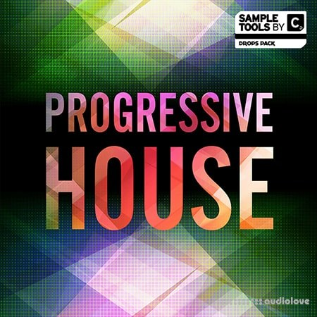 Sample Tools by Cr2 Progressive House WAV MiDi Synth Presets