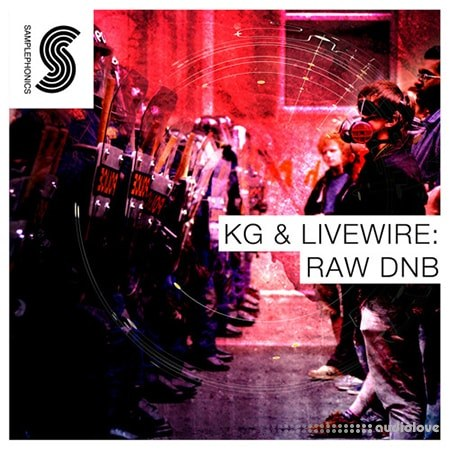 Samplephonics KG and Livewire Raw DnB MULTiFORMAT