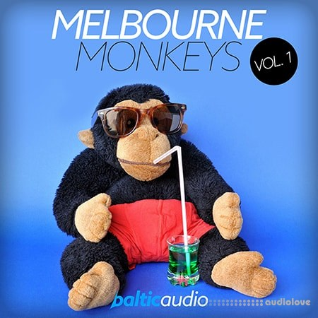 Baltic Audio Melbourne Monkeys Vol.1 WAV MiDi