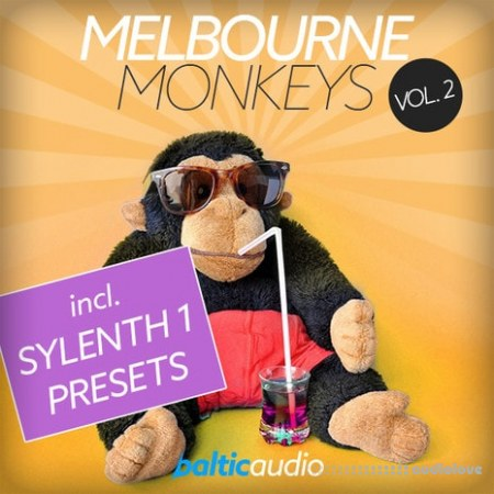 Baltic Audio Melbourne Monkeys Vol.2 WAV MiDi
