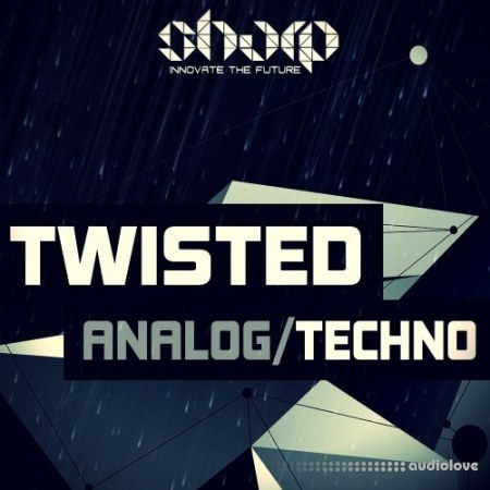 SHARP Twisted Analog Techno WAV