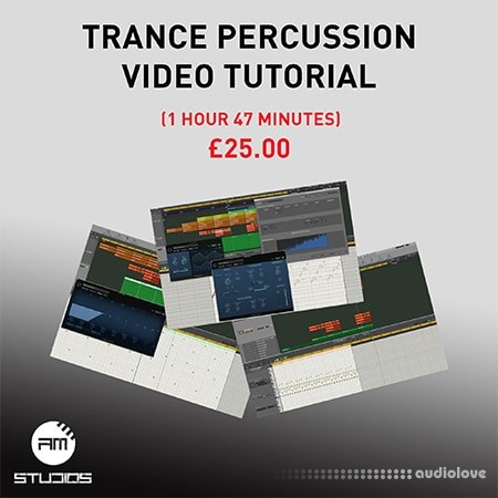 Allan Morrow Trance Percussion TUTORiAL