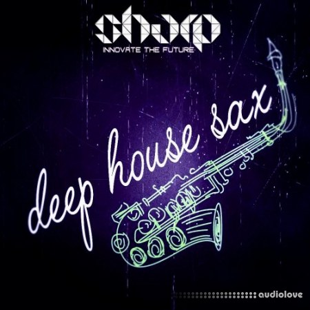 SHARP Tropic Deep House Sax WAV
