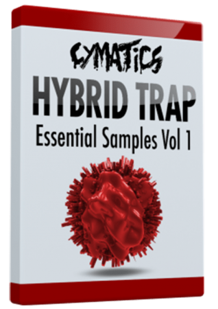 Cymatics Hybrid Trap Essential Samples Vol.1 WAV