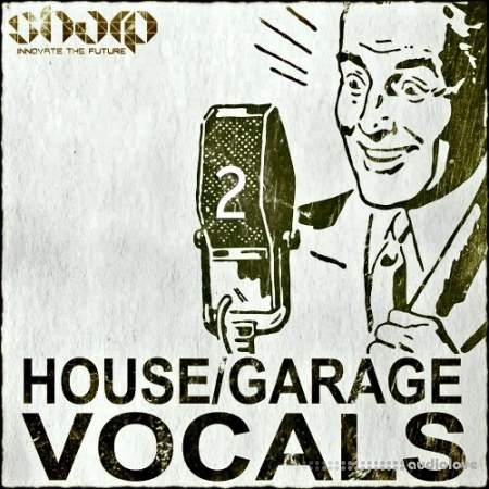 Sharp House and Garage Vocals 2 WAV