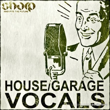 Sharp House and Garage Vocals WAV AiFF