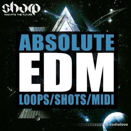 SHARP Absolute EDM WAV MiDi Synth Presets
