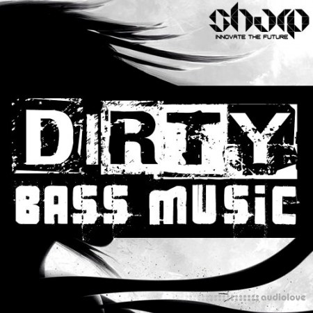SHARP Dirty Bass Music WAV MiDi