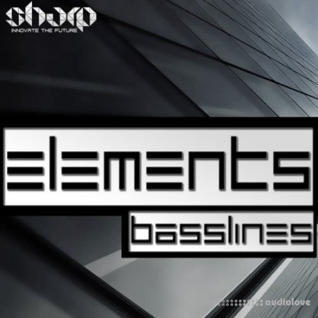 Sharp Studio Tools Element Series Basslines WAV