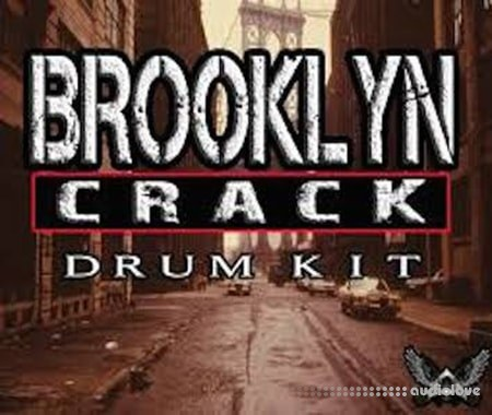 Vip Soundlab Presents Brooklyn Crack Drum Kit WAV Synth Presets
