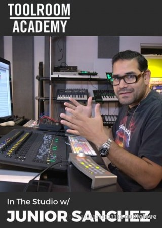 FaderPro In The Studio with Junior Sanchez TUTORiAL