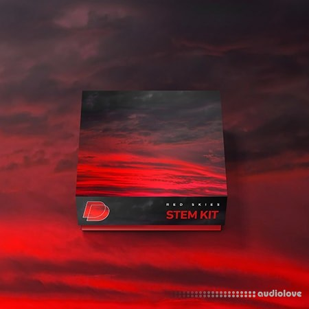 DrumVault Red Skies Stem Kit WAV MiDi