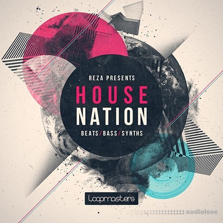 Loopmasters Reza Presents House Nation Vol.1 MULTiFORMAT