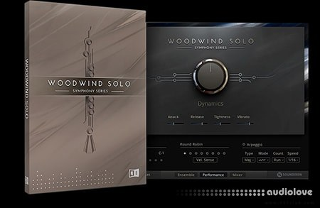Native Instruments SYMPHONY SERIES WOODWIND SOLO KONTAKT