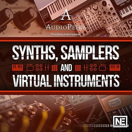 Ask Video AudioPedia 110 Synths Samplers and Virtual Instruments TUTORiAL