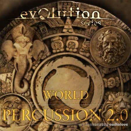 Evolution Series World Percussion v2.0 KONTAKT