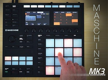 Groove3 MASCHINE MK3 Getting Started TUTORiAL