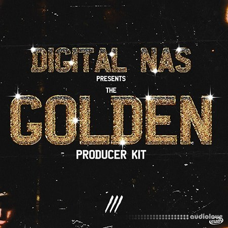 Big Cartel Digital Nas Golden Producer kit WAV