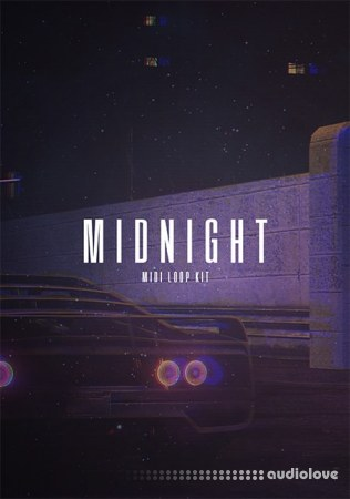 The Kit Plug Midnight MIDI Melody Kit MiDi