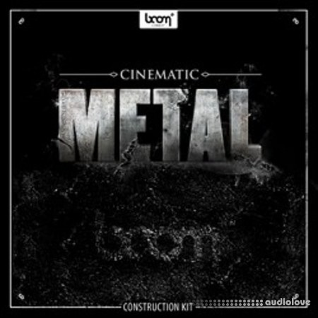 BOOM Library Cinematic Metal Construction Kit WAV