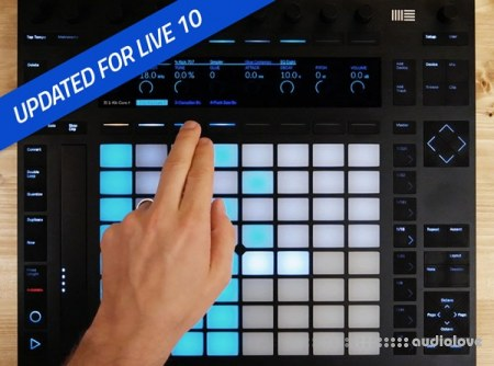 Groove3 Ableton Push 2 Explained (UPDATED) TUTORiAL