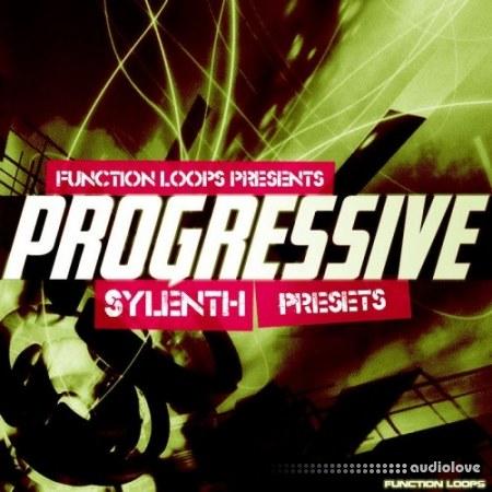 Function Loops Progressive Sylenth Presets WAV MiDi Synth Presets