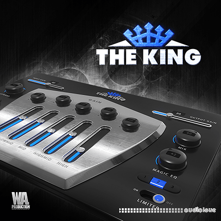 WA Production The King v1.0.1 WiN MacOSX