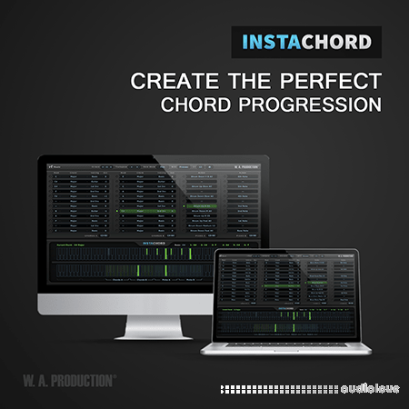 WA Production InstaChord v1.2.1 WiN MacOSX