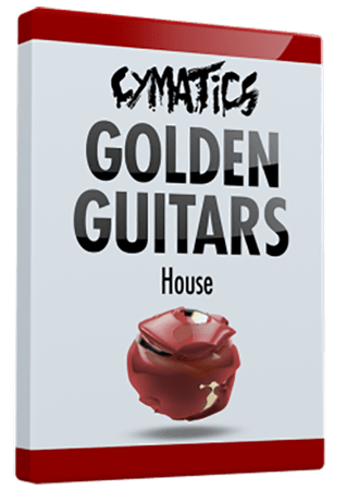 Cymatics Golden Guitars House WAV