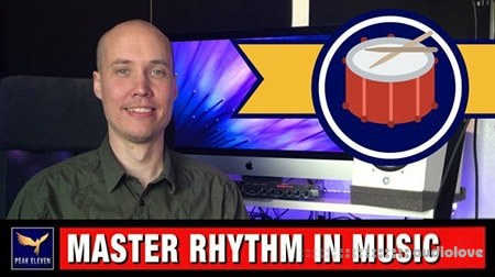 Udemy Music Composition Rhythm Percussion TUTORiAL