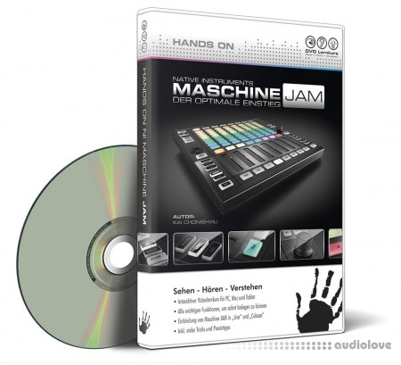 Hands On Maschine JAM Der optimale Einstieg TUTORiAL