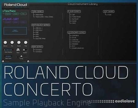 Roland VS Concerto Library v5.2