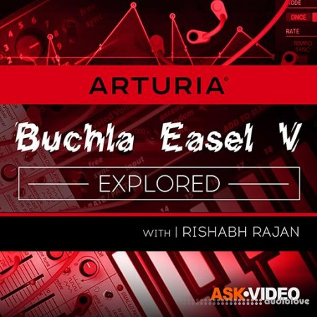 Ask Video ARTURIA V 103 The Buchla Easel V Explored TUTORiAL