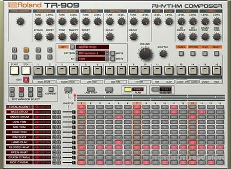 Roland VS TR-909 v1.0.0 WiN