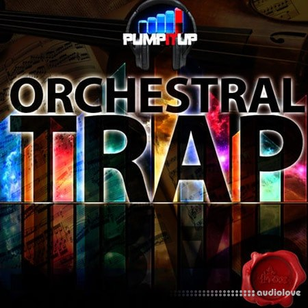 Fox Samples Pump It Up Orchestral Trap WAV MiDi