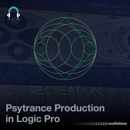 Producertech Psytrance Production in Logic Pro TUTORiAL