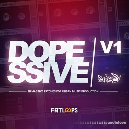 FatLoud Dopessive Vol.1 Synth Presets DAW Templates