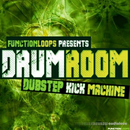 Function Loops DrumRoom Dubstep Kicks KONTAKT