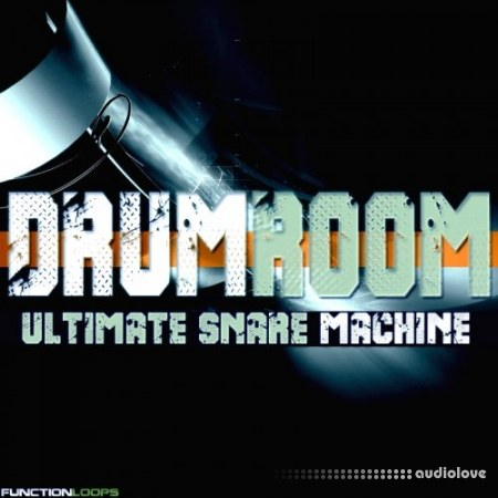 Function Loops DrumRoom Snares KONTAKT