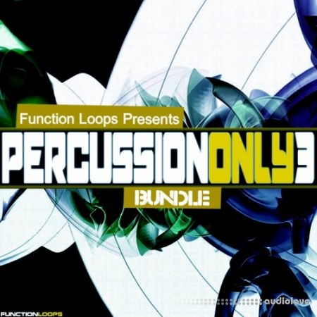 Function Loops Percussion Only 3 WAV