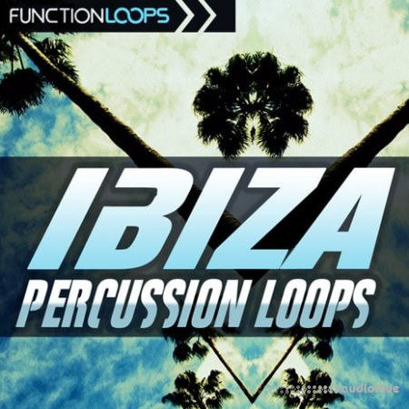 Function Loops Ibiza Percussion Loops WAV