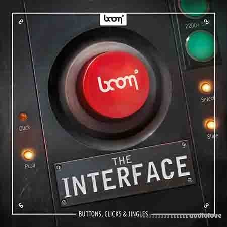 BOOM Library The Interface WAV