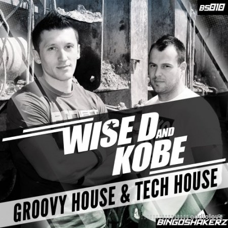 Bingoshakerz Wise D and Kobe Groovy House and Tech House WAV