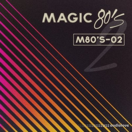 Diginoiz Magic 80s 2 WAV AiFF