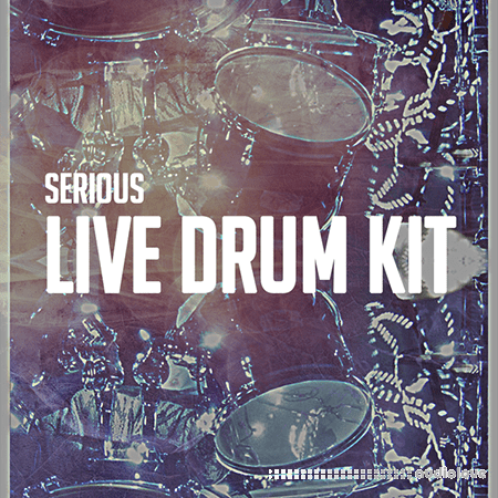 DrumkitSupply Serious Live Drum Kit WAV